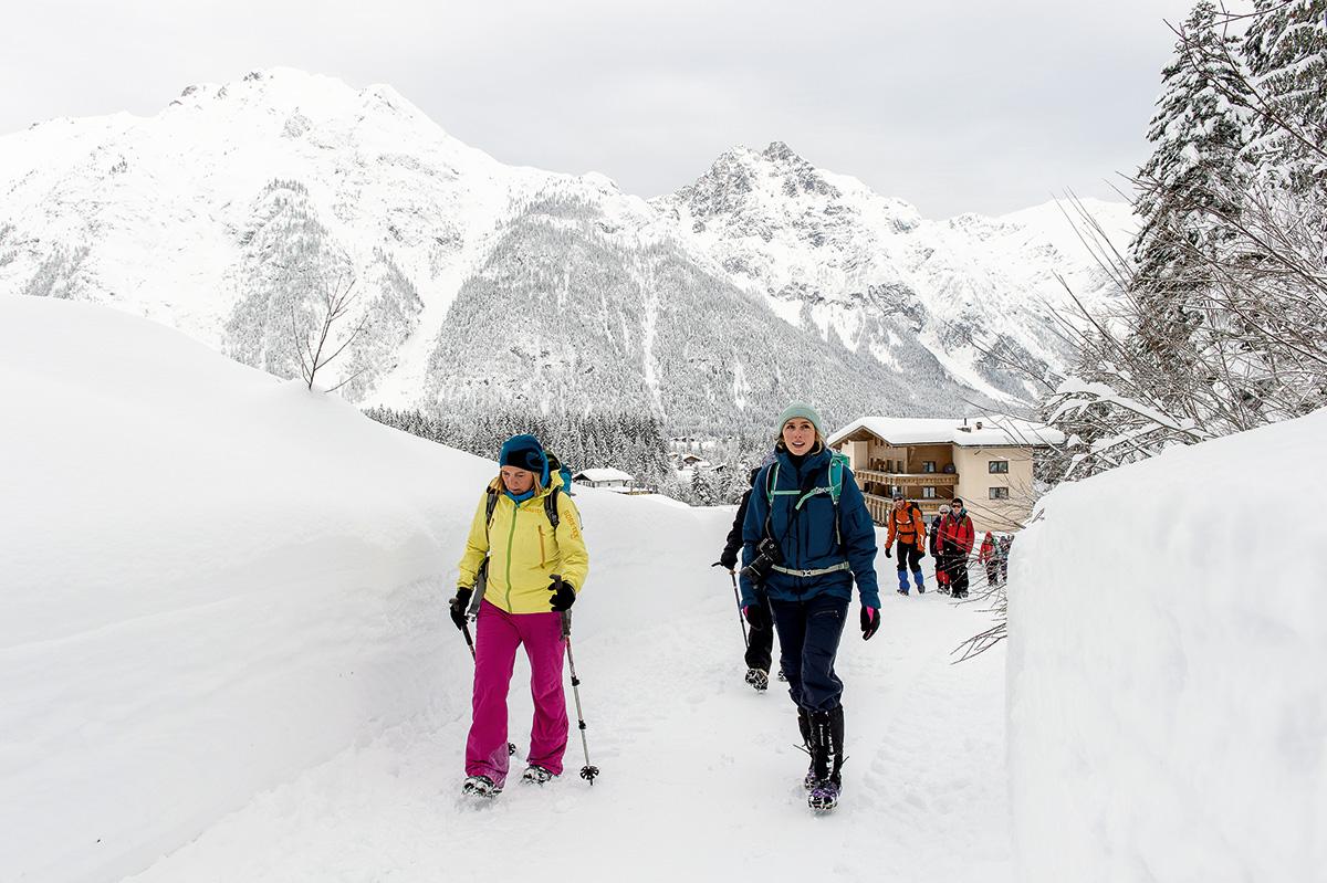 Legende der Alpinisten