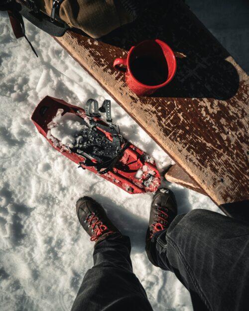 Wintertrend 2021: Schneeschuhwandern
