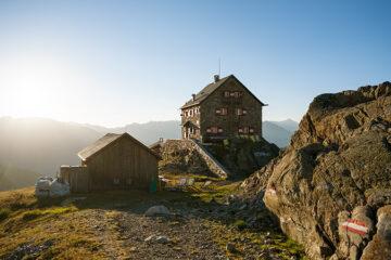 Von der Bretterbude zum imposanten Gästehaus