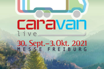 caravan live: Messe für Reisemobile, Zubehör und Campingplätze